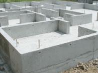 基礎工事・土台敷き